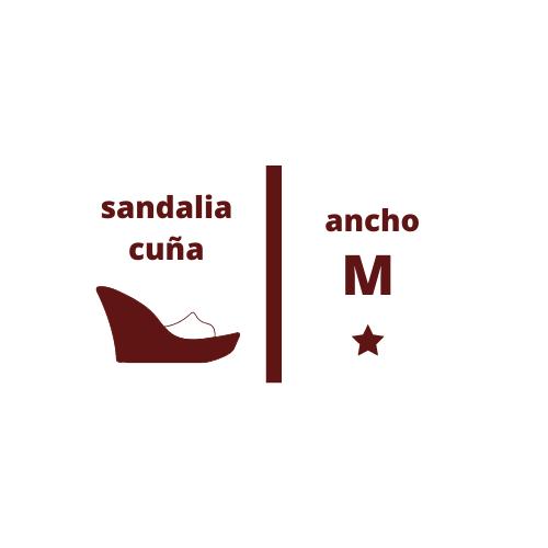 Logos Sandalia Cuña de la web