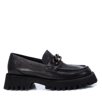 Mocasines de Mujer Carmela Shoes 0798501 Negro lateral