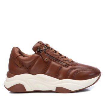 Zapatillas Deportivas de Mujer Carmela Shoes 06792802 Marrones lateral