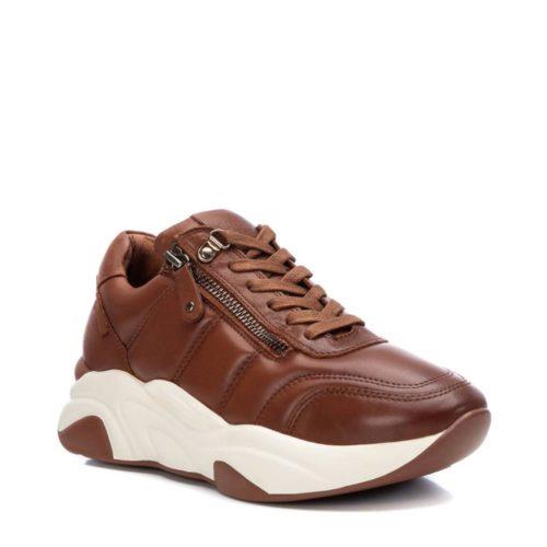 Zapatillas Deportivas de Mujer Carmela Shoes 06792802 Marrones perfil
