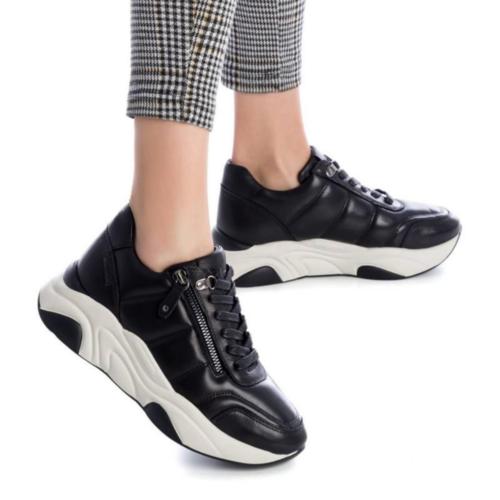 Zapatillas Deportivas de Mujer Carmela Shoes 06792801 Negras modelo