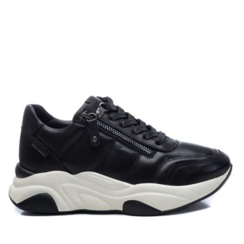Zapatillas Deportivas de Mujer Carmela Shoes 06792801 Negras lateral