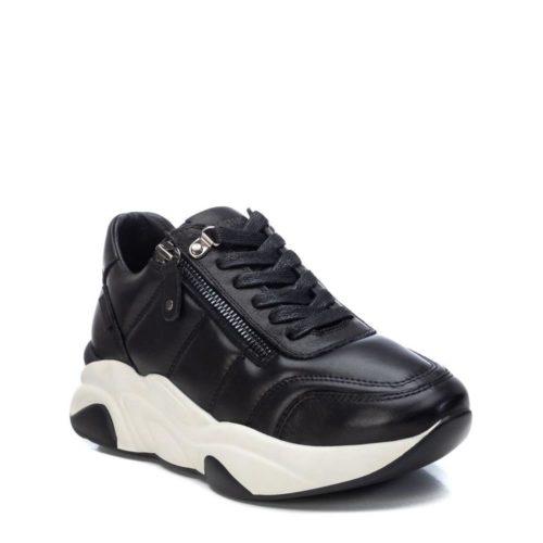 Zapatillas Deportivas de Mujer Carmela Shoes 06792801 Negras perfil