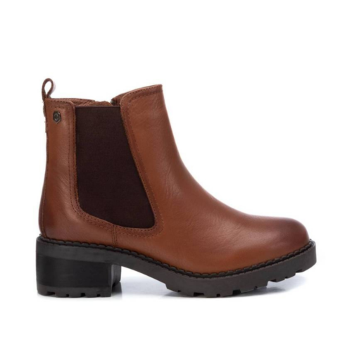 Botín Chelsea Cuero Carmela Shoes 06790701 perfil