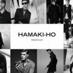 Hamaki-Ho moda italiana masculina