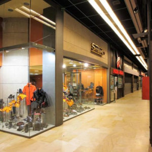 Calzados Seijas Zapatos y Complementos fachada lateral Área Central