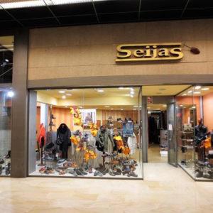 Calzados Seijas Zapatos y Complementos fachada Área Central 2