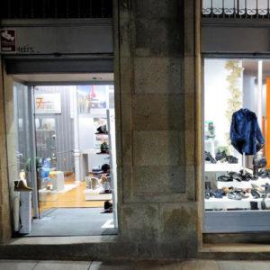 Calzados Seijas Zapatos y Complementos fachada exterior