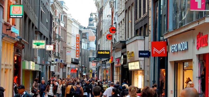 Habrá un Cambio GLOBAL en el Comercio foto de centro de la ciudad