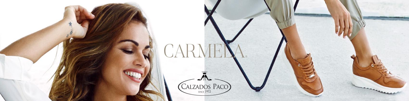 Carmela y Calzados Paco Banner 1700x420 de la tienda