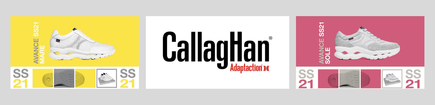 Callaghan Banner Primavera Verano 2021 de la marca