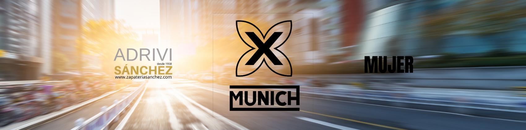 Munich y Zapaterías Sánchez mUJER primavera verano 2021